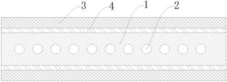石料厂专用橡胶输送带产品结构图