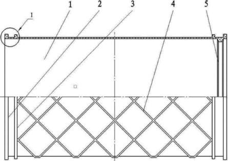 育秧播种橡胶带布置示意图
